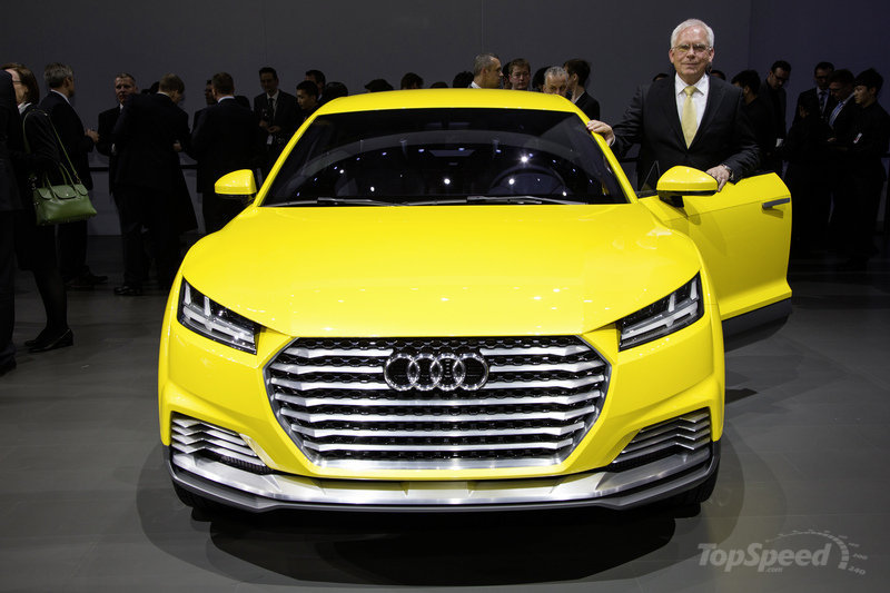 The Audi Q4 Will Supposedly Stand Out from the Lineup, But We Have Our Doubts