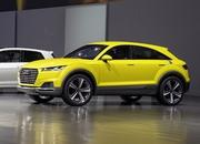 The Audi Q4 Will Supposedly Stand Out from the Lineup, But We Have Our Doubts - image 550411