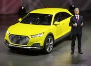 The Audi Q4 Will Supposedly Stand Out from the Lineup, But We Have Our Doubts - image 550412