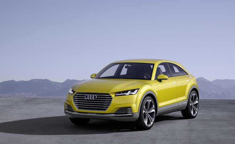 The Audi TT Is Yet Another Victim of the SUV Craze High Resolution Exterior Wallpaper quality - image 550403