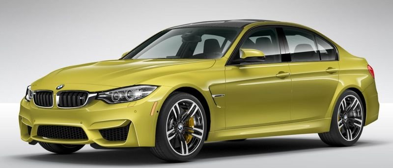 2015 Bmw M3 Gallery 547437 Top Speed
