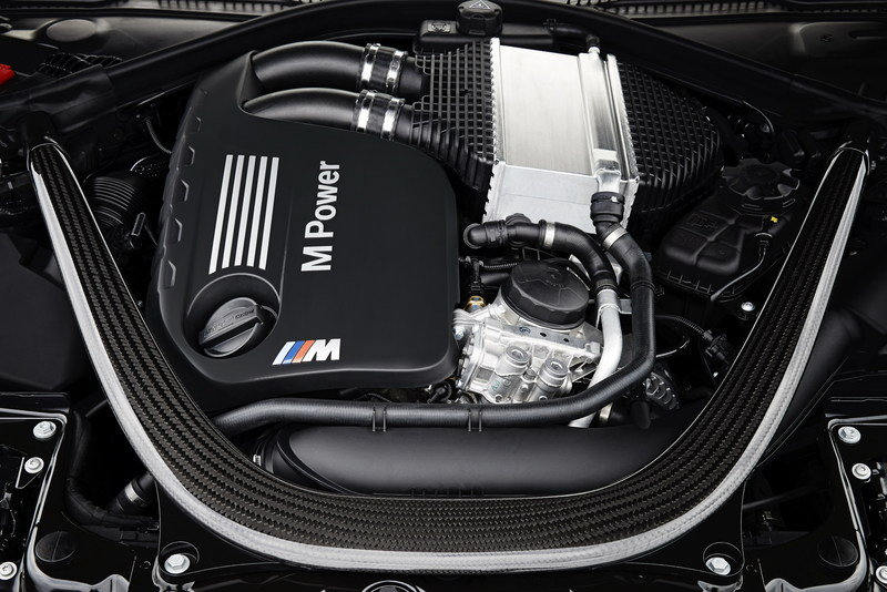 2014 BMW M4 Convertible High Resolution Drivetrain - image 547697