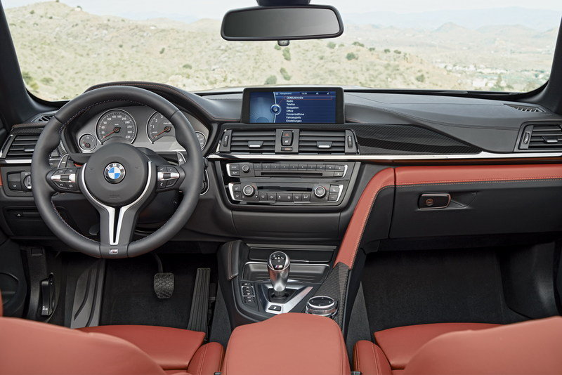 2014 BMW M4 Convertible High Resolution Interior - image 547700
