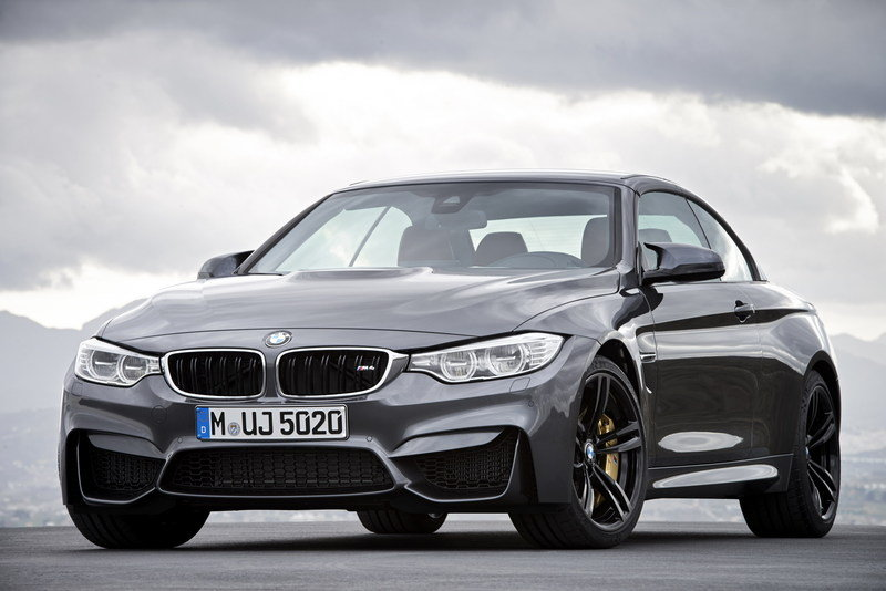 2014 BMW M4 Convertible High Resolution Exterior - image 547702