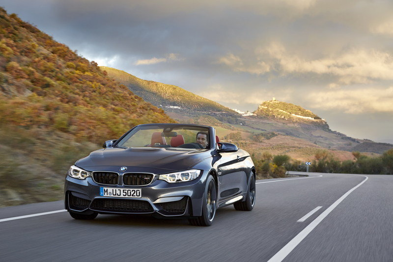 2014 BMW M4 Convertible High Resolution Exterior - image 547703