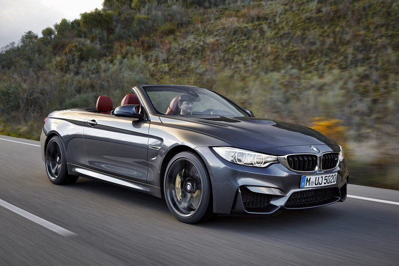 2014 BMW M4 Convertible High Resolution Exterior - image 547705