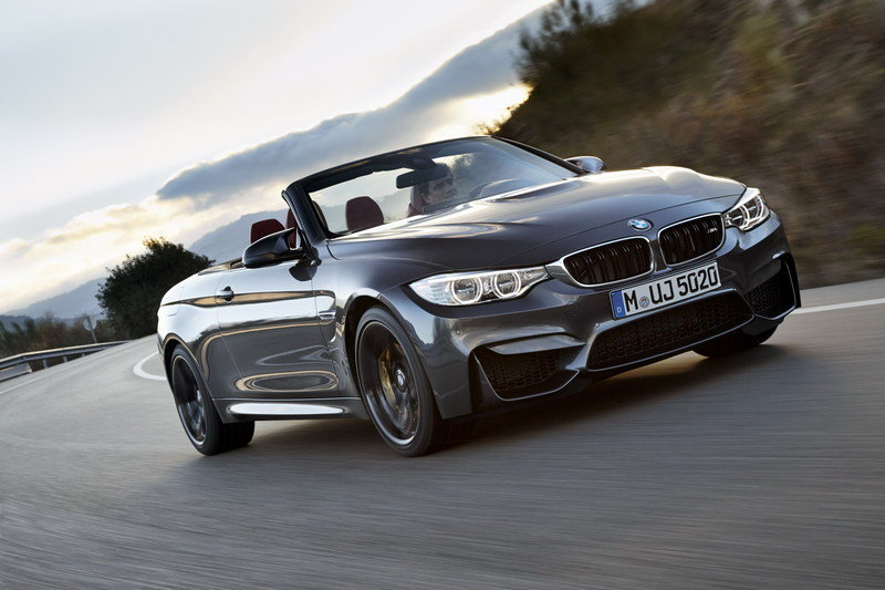 2014 BMW M4 Convertible High Resolution Exterior - image 547706