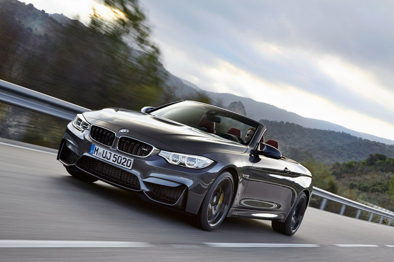 2014 BMW M4 Convertible High Resolution Exterior - image 547707