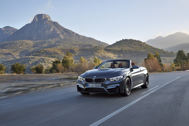 2014 BMW M4 Convertible High Resolution Exterior - image 547708