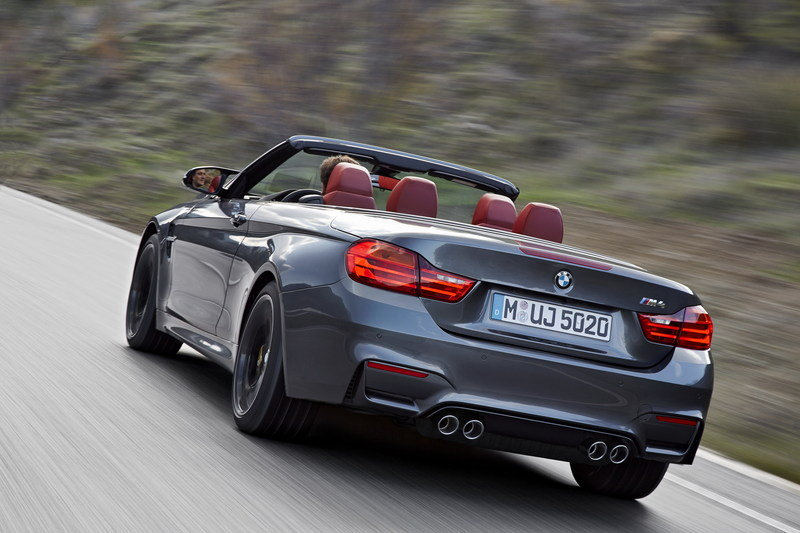 2014 BMW M4 Convertible High Resolution Exterior - image 547709