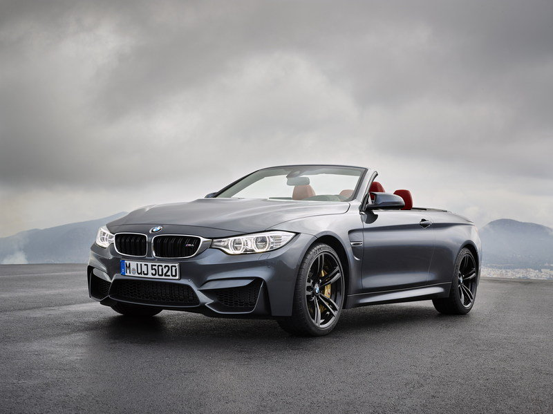 2014 BMW M4 Convertible High Resolution Exterior - image 547710