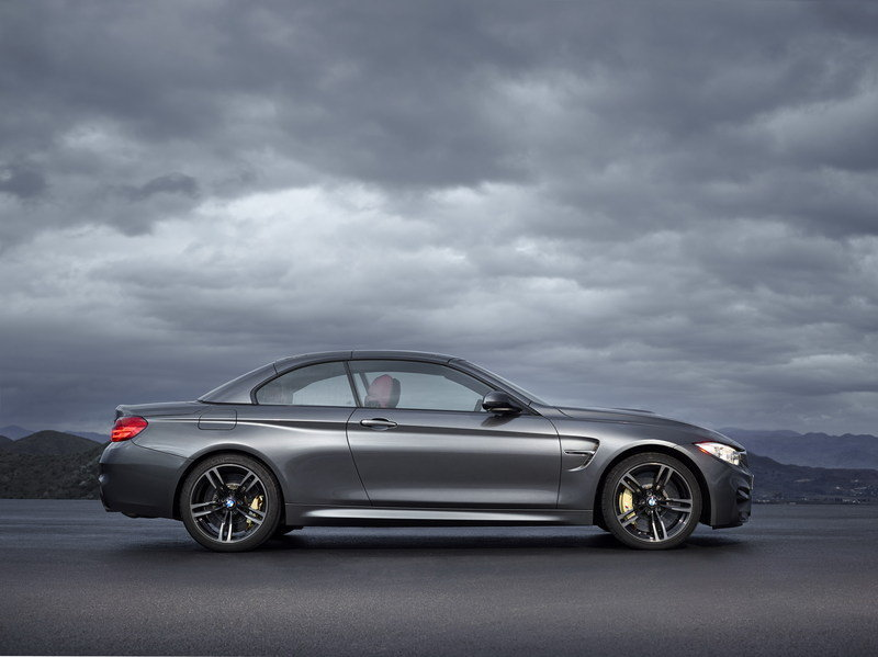 2014 BMW M4 Convertible High Resolution Exterior - image 547720