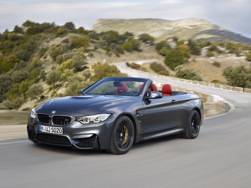 2014 BMW M4 Convertible High Resolution Exterior Wallpaper quality - image 547722