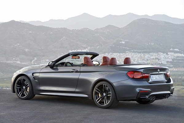 2014 Bmw M4 Convertible Car Review Top Speed