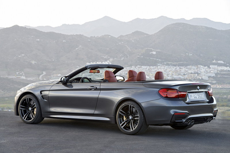 2014 BMW M4 Convertible High Resolution Exterior - image 547690