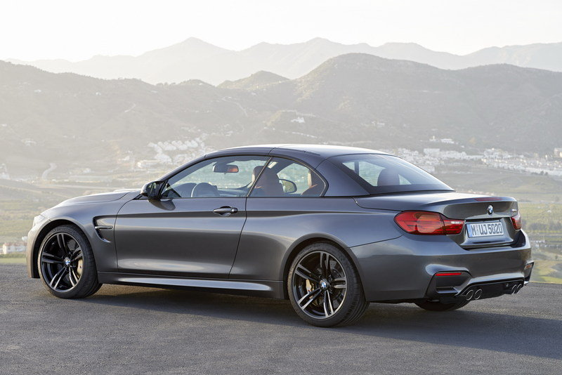 2014 BMW M4 Convertible High Resolution Exterior - image 547692