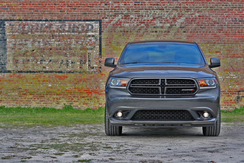 2014 Dodge Durango - Driven High Resolution Exterior - image 550857
