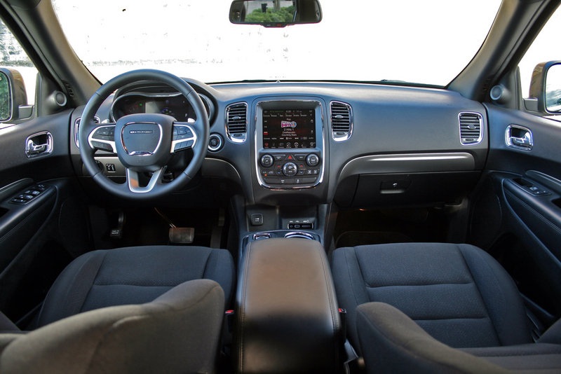 2014 Dodge Durango - Driven High Resolution Interior - image 550858