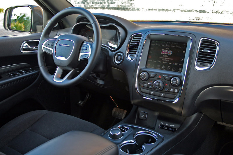 2014 Dodge Durango - Driven Interior - image 550859
