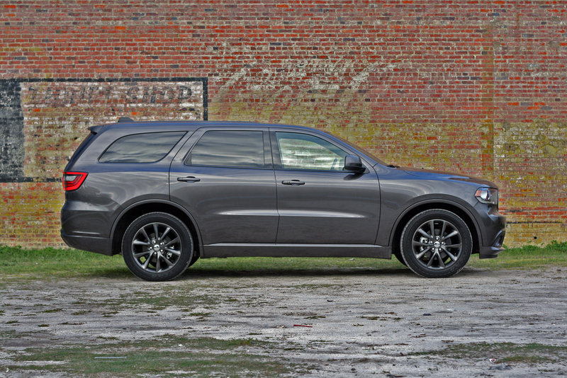 2014 Dodge Durango - Driven High Resolution Exterior - image 550870
