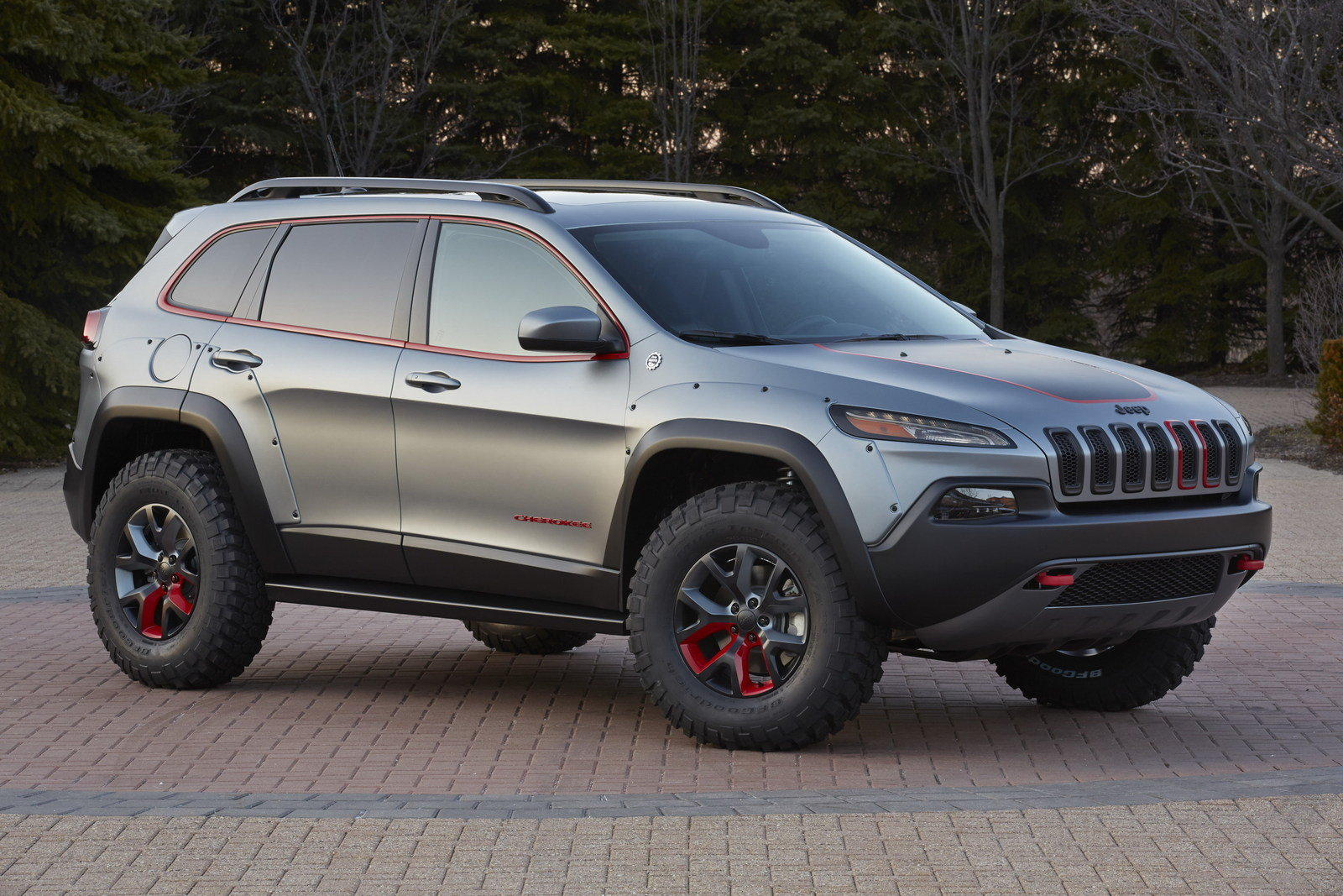 2014 Jeep Cherokee Dakar | Top Speed