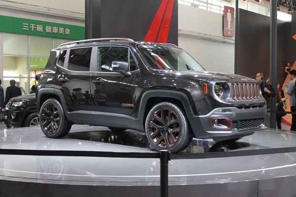 2014 jeep renegade zi you xia concept car review top speed. Black Bedroom Furniture Sets. Home Design Ideas