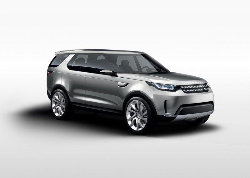 Land Rover Discovery Will Get Extreme Off-Road SVX Version
