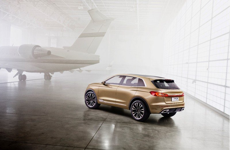 2014 Lincoln MKX Concept Crossover