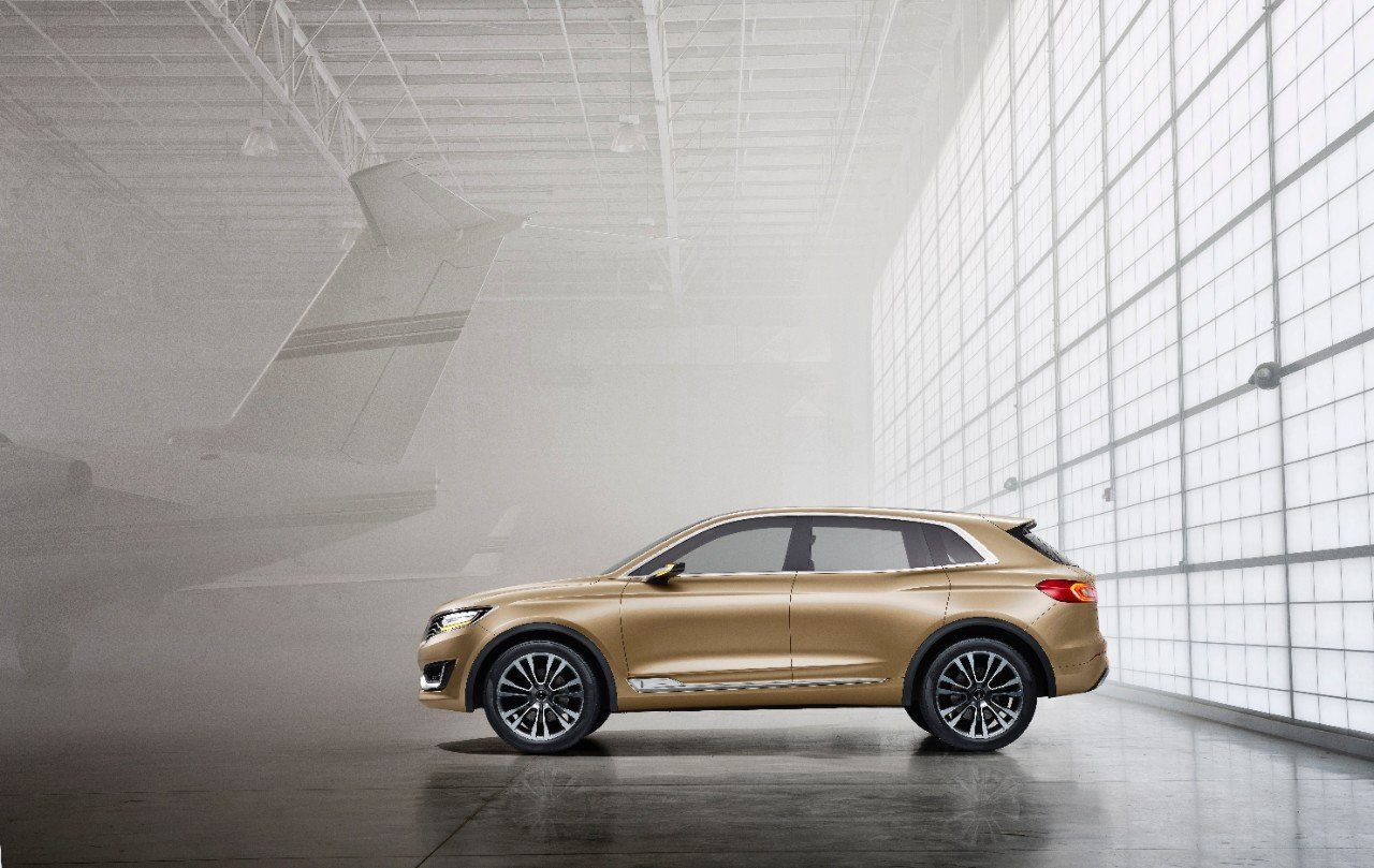 2014 Lincoln MKX Concept Crossover picture - doc550175