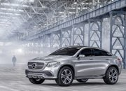 2014 Mercedes-Benz Concept Coupe SUV - image 550286