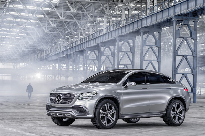 Mercedes Mlc Class Latest News Reviews Specifications