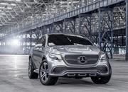2014 Mercedes-Benz Concept Coupe SUV - image 550288