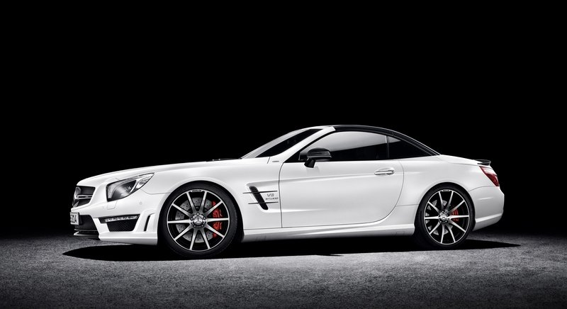 2014 Mercedes-Benz SL63 AMG 2Look Edition