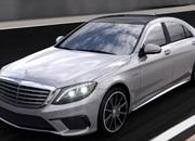 2014 Mercedes S63 AMG Configurator Launched - image 548365
