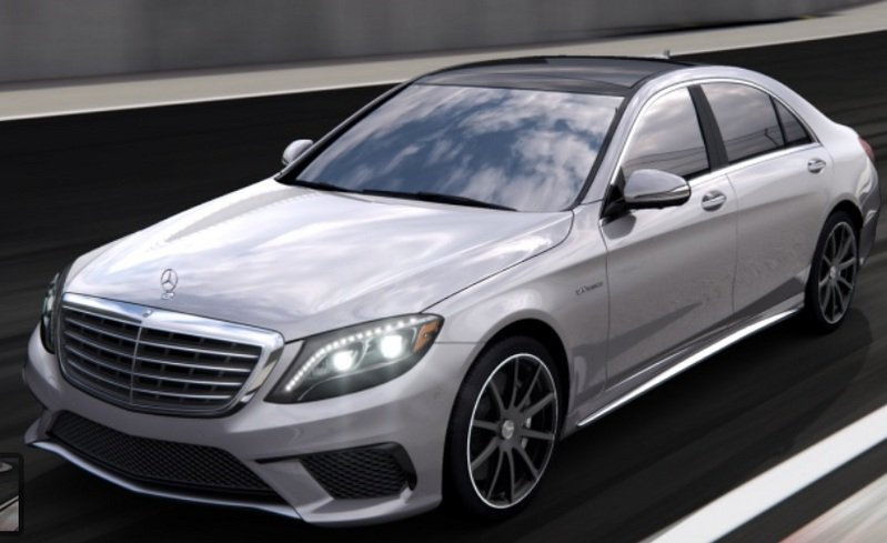 2014 Mercedes S63 AMG Configurator Launched Exterior - image 548365