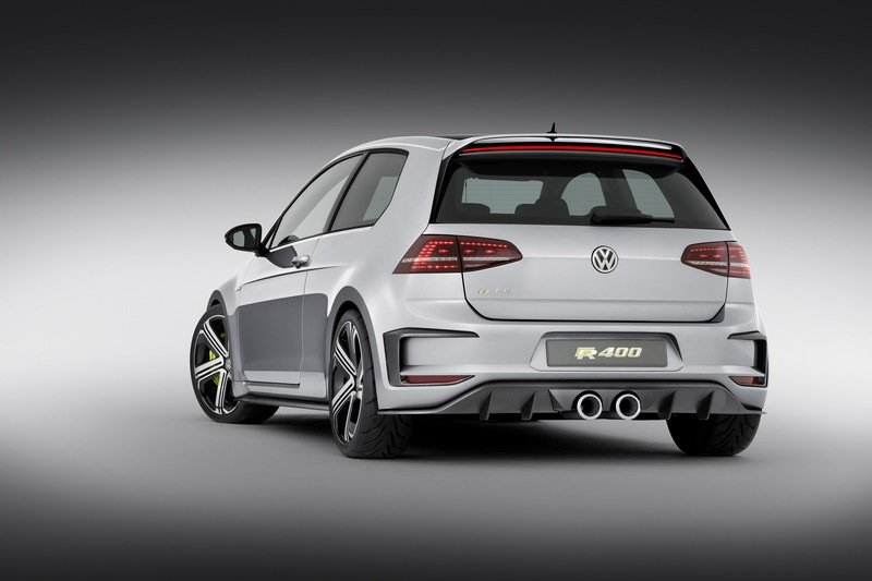 2014 Volkswagen Golf R 400 Concept High Resolution Exterior - image 550146