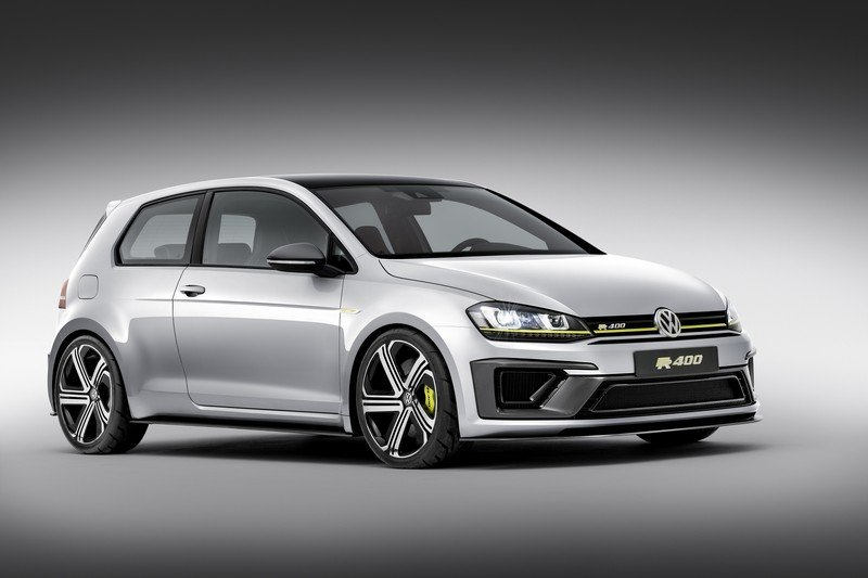 2014 Volkswagen Golf R 400 Concept High Resolution Exterior - image 550147