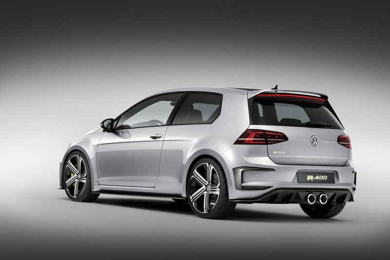 2014 Volkswagen Golf R 400 Concept High Resolution Exterior - image 550148