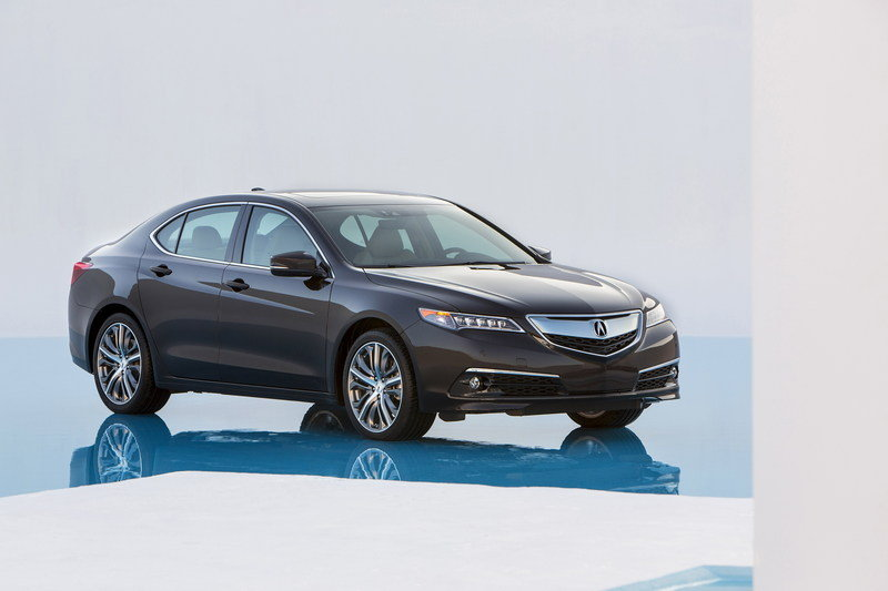 2015 - 2016 Acura TLX High Resolution Exterior - image 549437