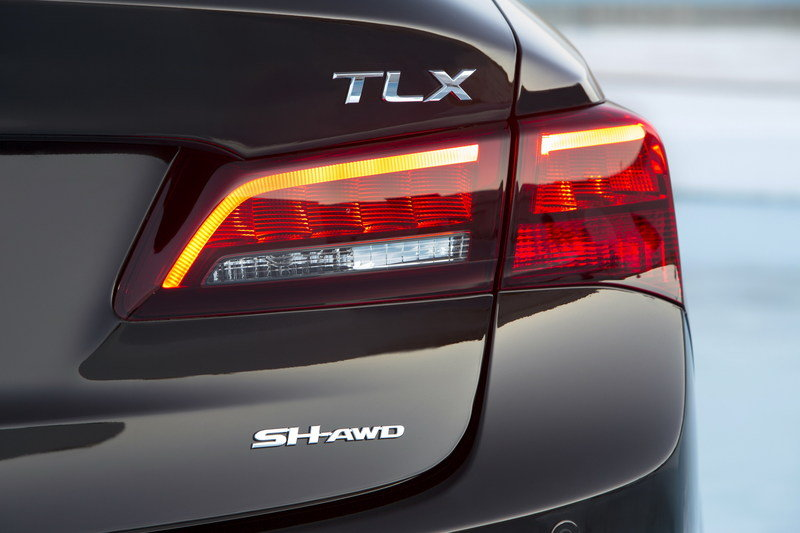2015 - 2016 Acura TLX High Resolution Emblems and Logo Exterior - image 549442