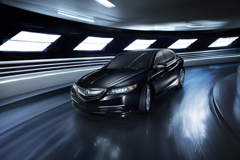2015 - 2016 Acura TLX High Resolution Exterior Wallpaper quality - image 549448
