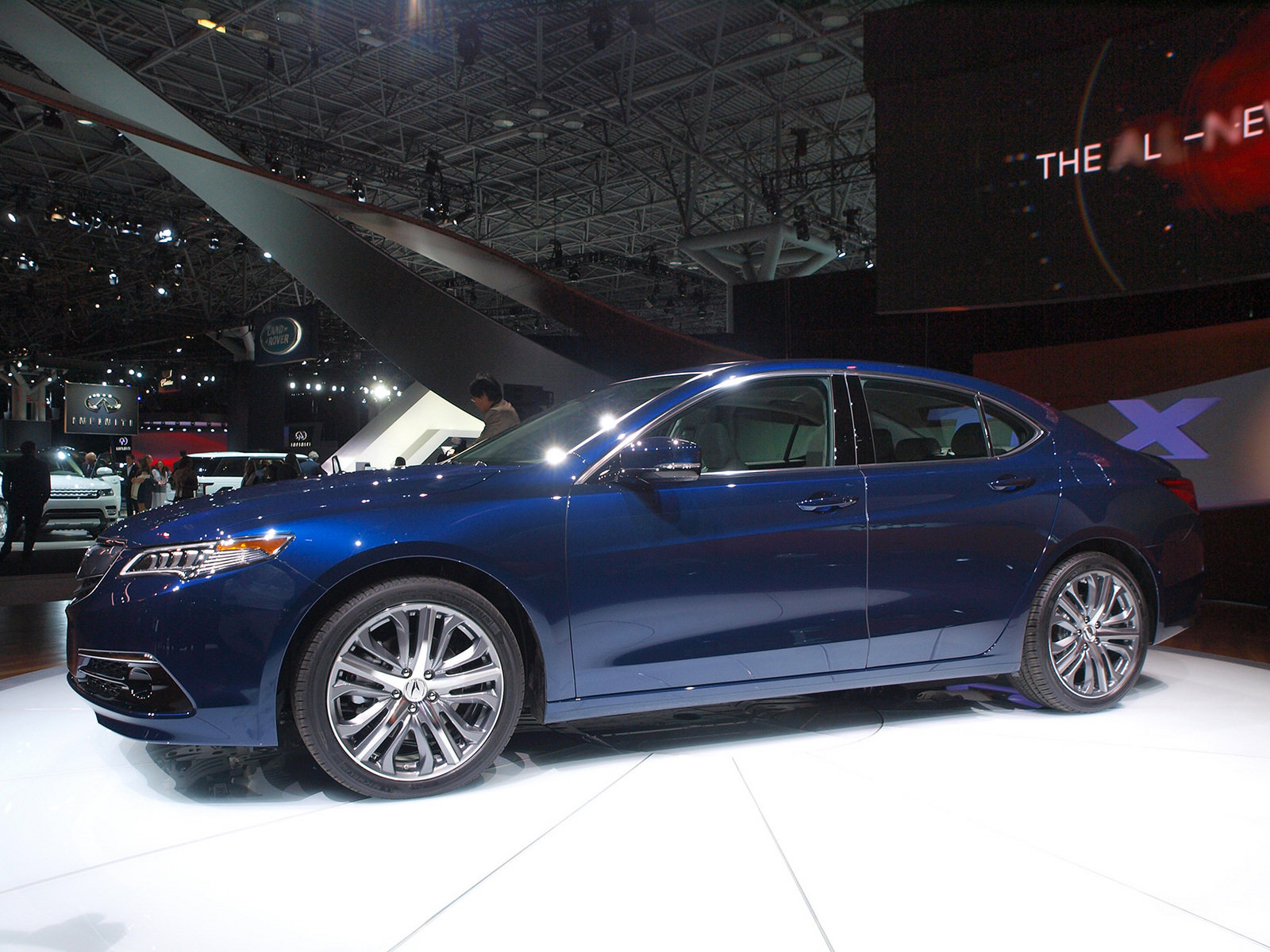 2015 2016 acura tlx picture 549671 car review top speed. Black Bedroom Furniture Sets. Home Design Ideas