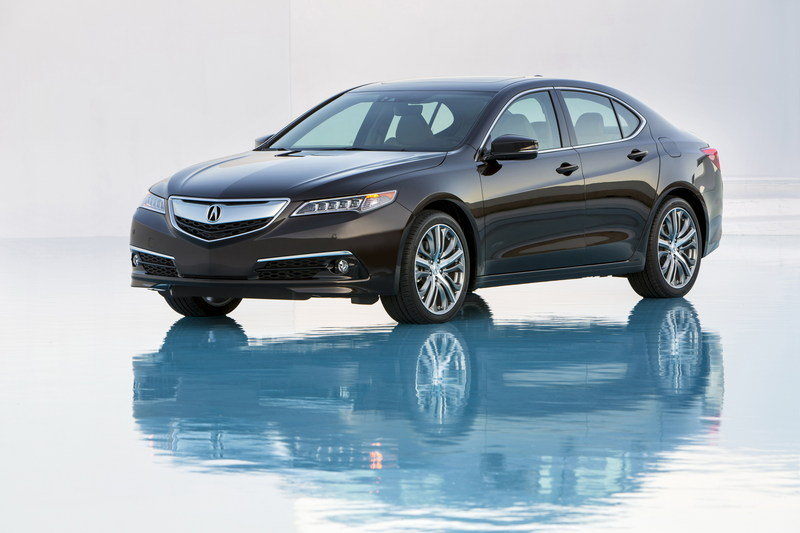 2015 - 2016 Acura TLX High Resolution Exterior - image 549431