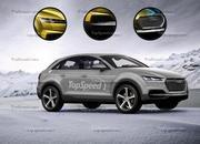 The Audi Q4 Will Supposedly Stand Out from the Lineup, But We Have Our Doubts - image 548156