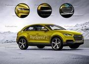 The Audi Q4 Will Supposedly Stand Out from the Lineup, But We Have Our Doubts - image 548154