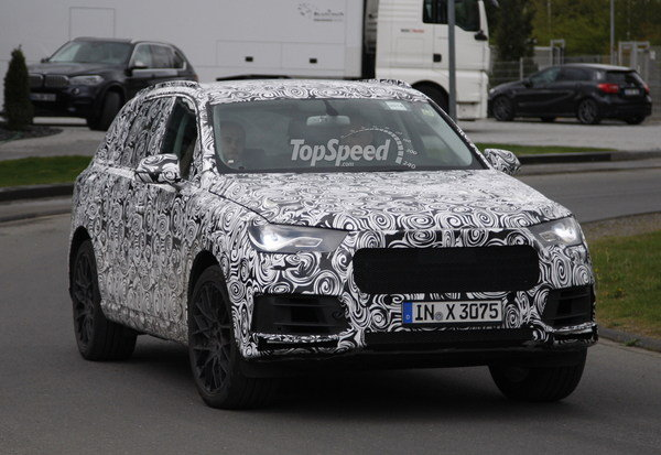 According to a report, Audi has confirmed that the Q8 will arrive within three years.