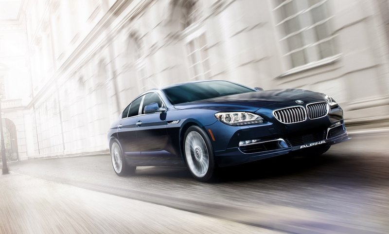 2015 BMW Alpina B6 xDrive Gran Coupe