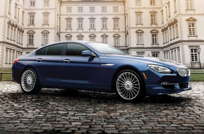 2015 BMW Alpina B6 xDrive Gran Coupe High Resolution Exterior - image 547659
