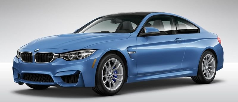 BMW M3 Sedan and M4 Coupe Configurator Goes Live