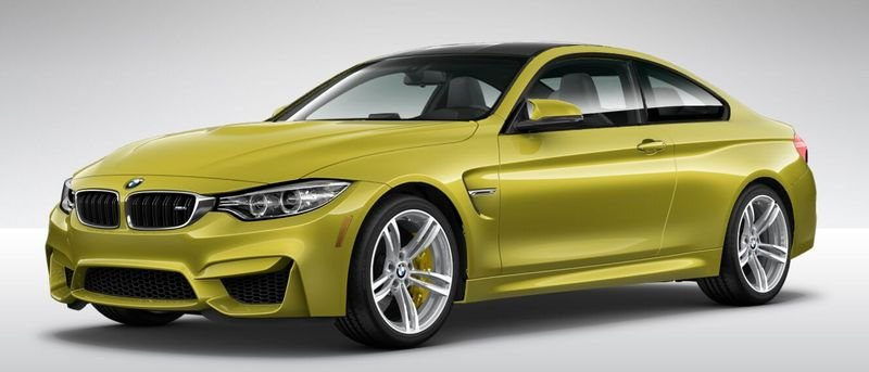 2015 BMW M4 Coupe Exterior - image 547472